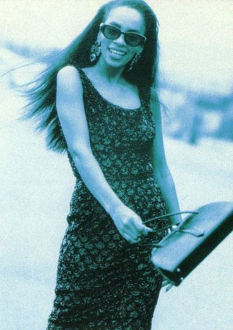 Jody Watley - Watley circa 1989.