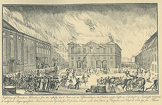 Copenhagen Fire of 1795
