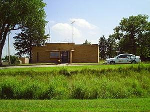 KNCK (AM) - Broadcast headquarters
