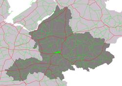 Kaart Provinciale weg 311.png
