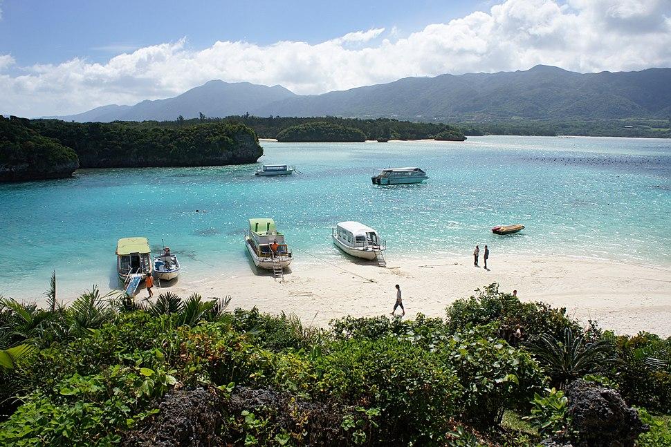 Kabira Bay Ishigaki Island39bs3s4500