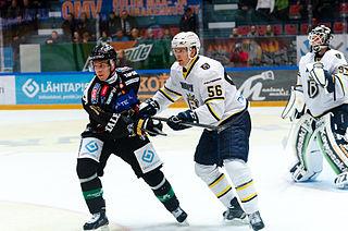 Kalle Kaijomaa Finnish ice hockey player