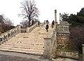 Kalemegdan, Large Staircase (Aleksandar Krstic, 1928) 02.jpg
