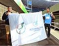 Kamil Aliyev at the 2016 Summer Paralympics – Men's long jump (T12) 19.jpg