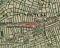Kaprijke, Belgium ; Ferraris map.jpg