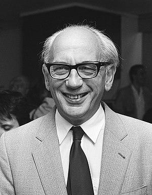 Karel van het Reve - Karel van het Reve in 1985
