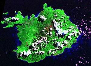 Karimata Islands - Karimata Island