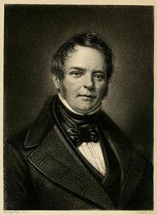 Karl Gottlob Zumpt (Source: Wikimedia)