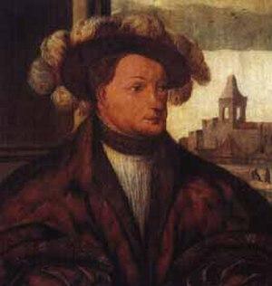 Charles II, Duke of Guelders - Charles II, Duke of Guelders