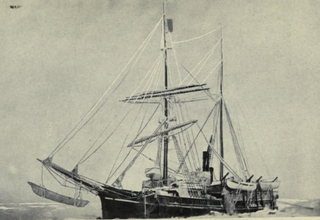 Last voyage of the <i>Karluk</i>