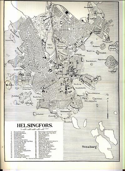 Luettelo Helsingin Saarista Wikiwand