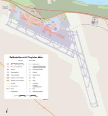 Rhodos Karte Flughafen.Flughafen Wien Schwechat Wikipedia