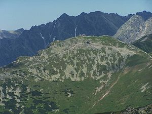 Kasprowy Wierch - The Peak of Kasprowy Wierch.