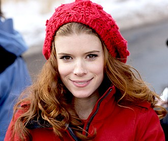 Kate Mara - Mara at the 2008 Sundance Film Festival in January 2008