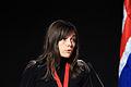 Katrin Jakobsdottir Vansterpartiet - De Grona (VG) samarbetsminister Island. Nordiska radets session 2010.jpg