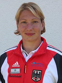 Katrin Wagner-Augustin Olympic canoeist