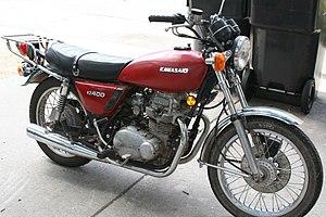 Kawasaki KZ400 - Wikipedia