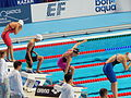Kazan 2015 - 50m breast W Heat 4 (L-7-6-5-4).JPG