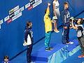 Kazan 2015 - Victory Ceremony 100m backstroke M.JPG