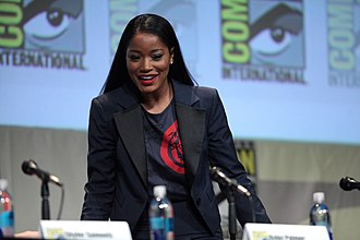 Keke Palmer - Palmer at the 2015 San Diego Comic-Con International.