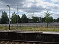 Kempton Park stn look south to race course.JPG