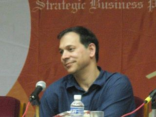 Ken Perlin American computer scientist & university professor