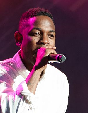 Grammy Award for Best Rap Song - Image: Kendrick Lamar Way Out West 2013 (cropped)