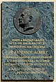 Kenessey Albert plaque (Balassagyarmat József Attila u 6).jpg