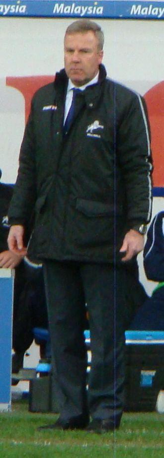 Kenny Jackett - Jackett whilst Milwall manager