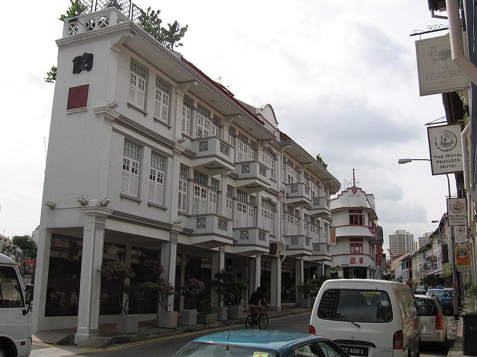 Keong Saik Road, Dec 05