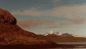Kerguelen Islands - Mont Ross