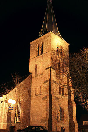 Domburg - Image: Kerk in domburg the Netherlands