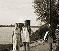 Kettős portré, Lupa-sziget. Fortepan 83735.jpg