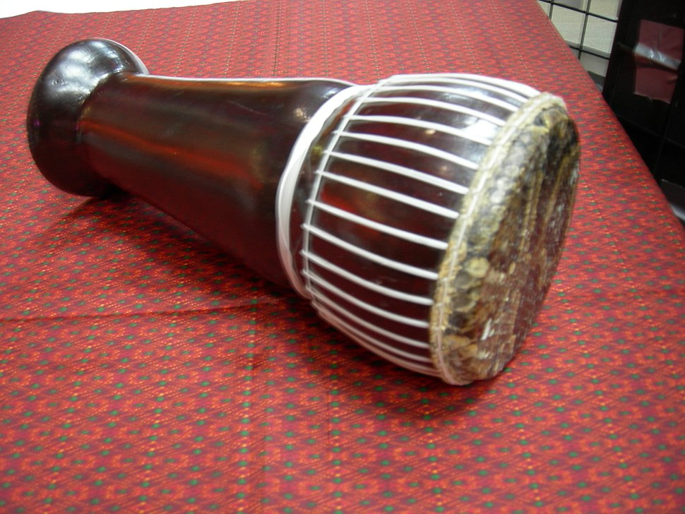 Khmer drum 01