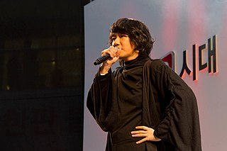 Kim Jang-hoon South Korean singer