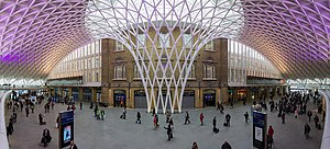 Image result for Kings Cross Station, London, England -