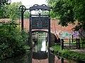 King's Norton Stop Lock, Birmingham - geograph.org.uk - 1726266.jpg