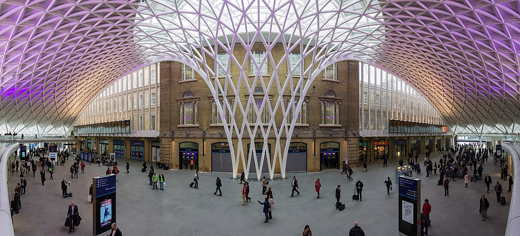 A Whistle Stop Tour Of Beautifully Designed Train Stations
