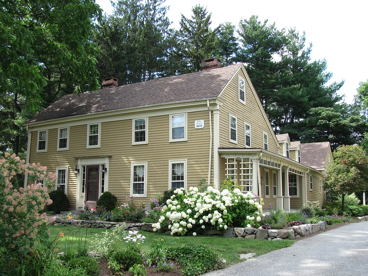 King House Newton Massachusetts Wikipedia