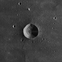 基尔希陨石坑