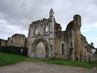 Kirkham Priory - Image: Kirkham Priory