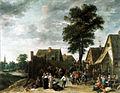 Kirmes im Wirtshaus zum Halbmond David Teniers d J.jpg