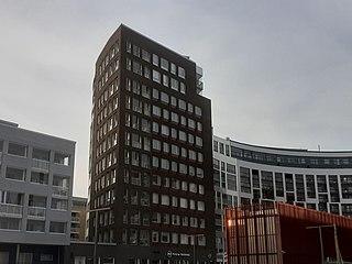Kivistö City District in Finland