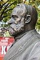 Klagenfurt Jesserniggstrasse Jessernigg-Denkmal Büste Profil-Ansicht 19082016 3835.jpg