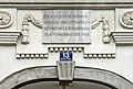 Klagenfurt Neuer Platz 13 Palais Porcia Supraporte 23072016 3932.jpg