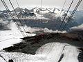 Klein Matterhorn - Zermatt - Switzerland - 2005 - 05.JPG