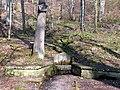 Kleindenkmal, Vogelbrünnele (kein Trinkwasser) - panoramio.jpg