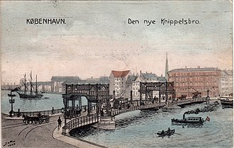 Knippelsbro - The 1906 bridge