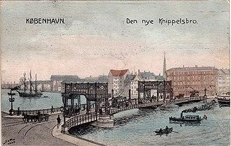 Knippelsbro - The 1906 bridge