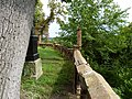 Kościół - p.w Św Katarzyny Aleksandryjskiej w Grylewie. Parkan wymaga remontu sponsor mile widziany. - panoramio.jpg